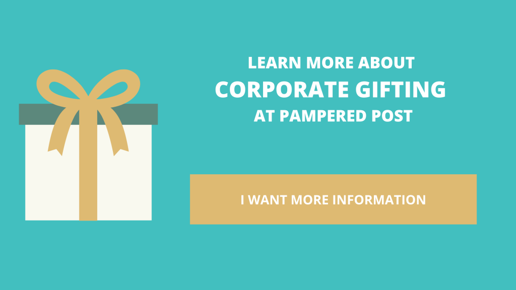 unique corporate gifts CTA banner